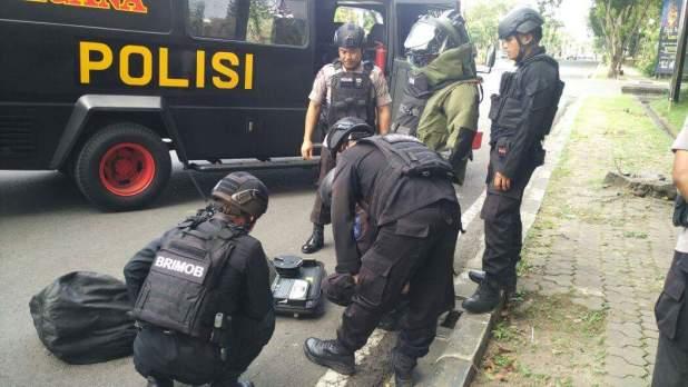 Polisi siaga