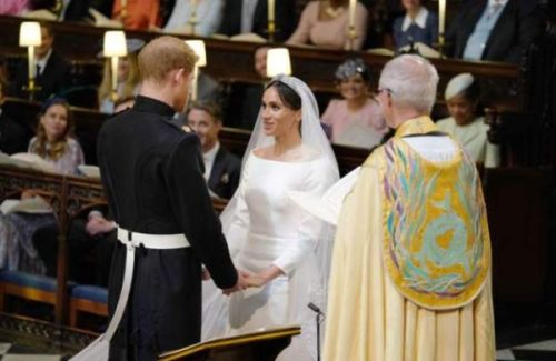 Pangeran Harry dan Merghan Markle