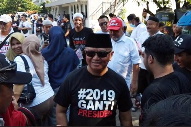 Relawan #2019gantipresiden