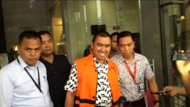 Wali Kota nonaktif Malang M Anton