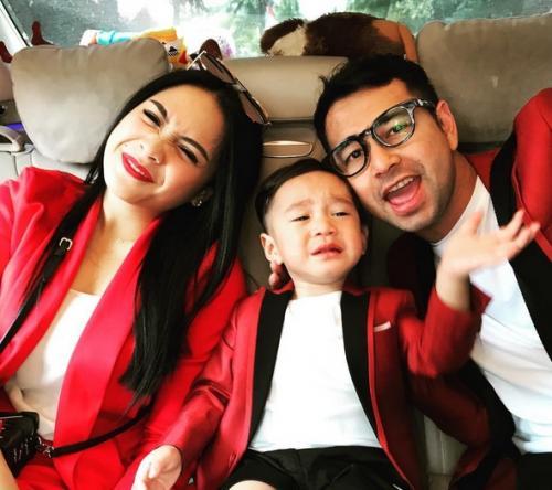 Raffi Ahmad mengaku, tak ada pesta mewah untuk ulang tahun putranya tahun ini. (Foto: Instagram)