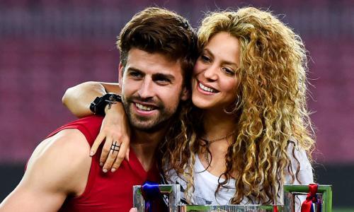 Gerard Pique dan Shakira