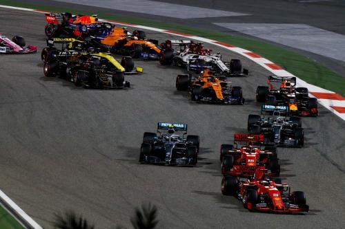 F1 GP Bahrain 2019 (Foto: Twitter/@F1)