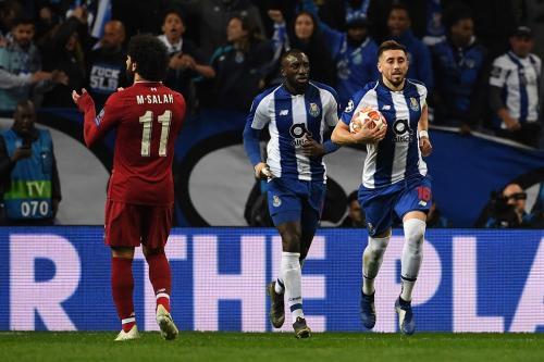 FC Porto vs Liverpool (Foto: UEFA)