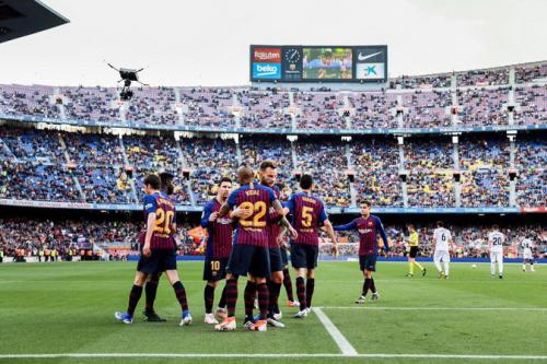 Laga Barcelona vs Valencia