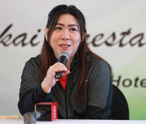 Susy Susanti (Foto: PBSI)