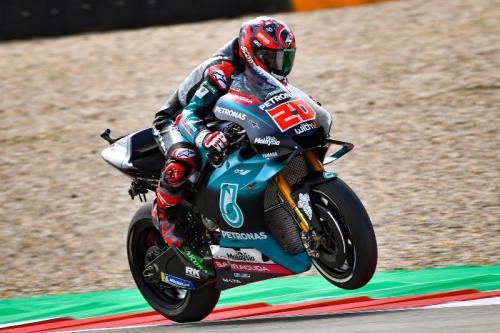 Fabio Quartararo harapkan hasil positif di Misano