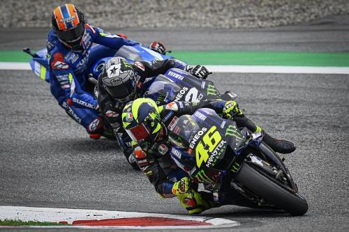 Rossi di MotoGP Argentina 2019