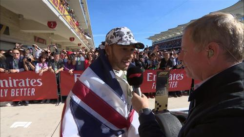 Lewis Hamilton juara F1 2019