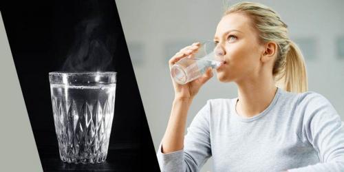 Minum Air Hnagat