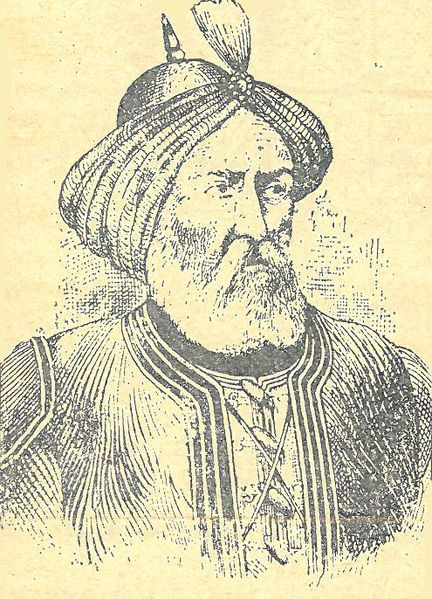 Salahuddin Ayyubi (foto: Wikipedia)
