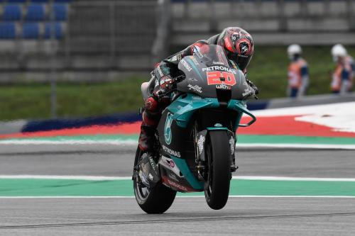 Fabio Quartararo gagal naik podium (Foto: MotoGP)