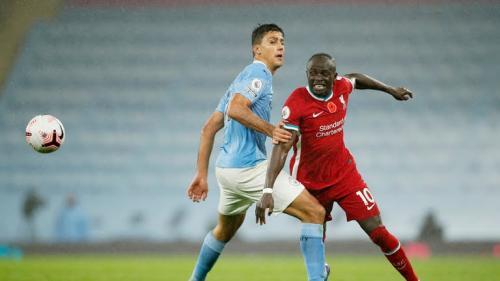 Man City vs Liverpool (Foto: Reuters)
