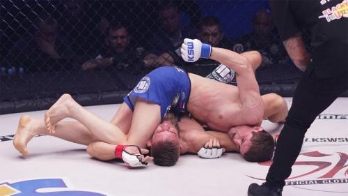 Shamil Musaev (Foto: MMA Rocks)