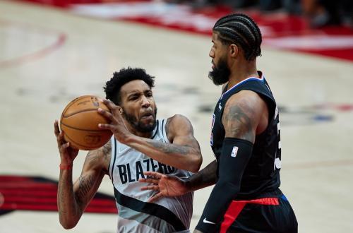 Portland Trail Blazers vs Denver Nuggets