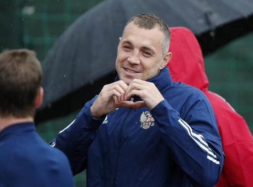 Artem Dzyuba (Foto: Reuters)