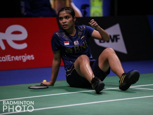 Gregoria Mariska Tunjung (Badminton Photo)