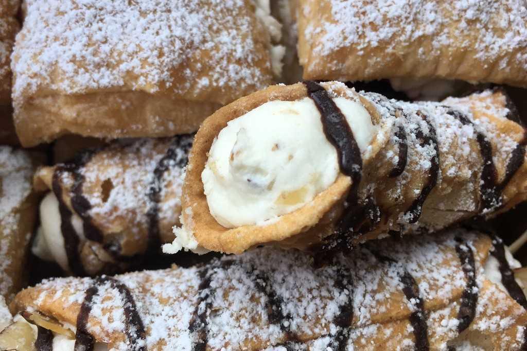 Recetas de dulces típicos sicilianos