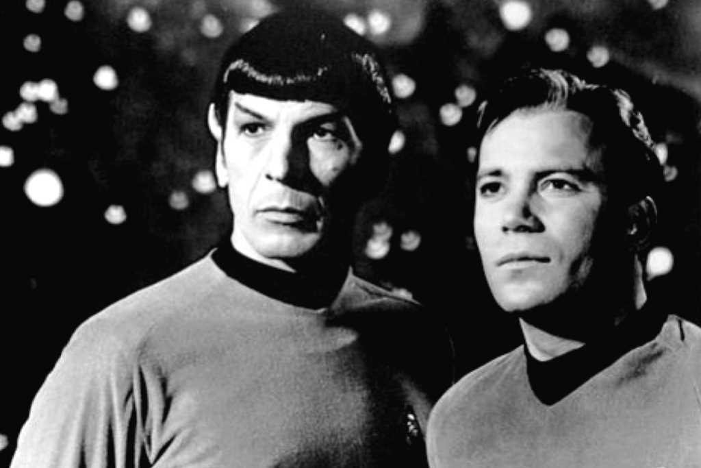 Star Trek – La serie clásica. La primera gran serie de televisión de ciencia ficción
