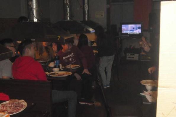 文化大學康輔社聚餐