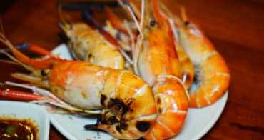 流水蝦夾夾樂 屏東直送的泰國蝦吃到飽