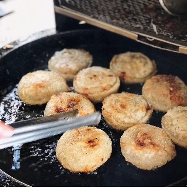 (高雄美食/三民區)吉品高雄脆皮肉圓~用煎的肉圓原來這麼美味!吉品不愧是極品!好吃有推薦!