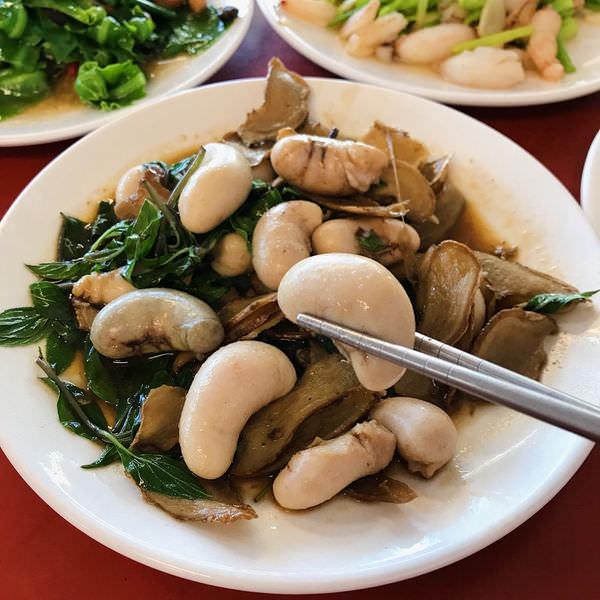 (台南美食/安南區)上濱小吃店~台南知名熱炒店,菜色多樣化又平價,是家族、團體聚餐的好地方!