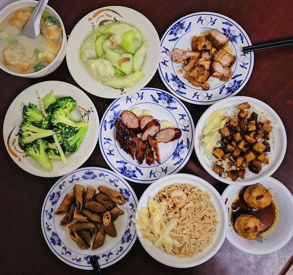 (台南)和緯蝦仁飯