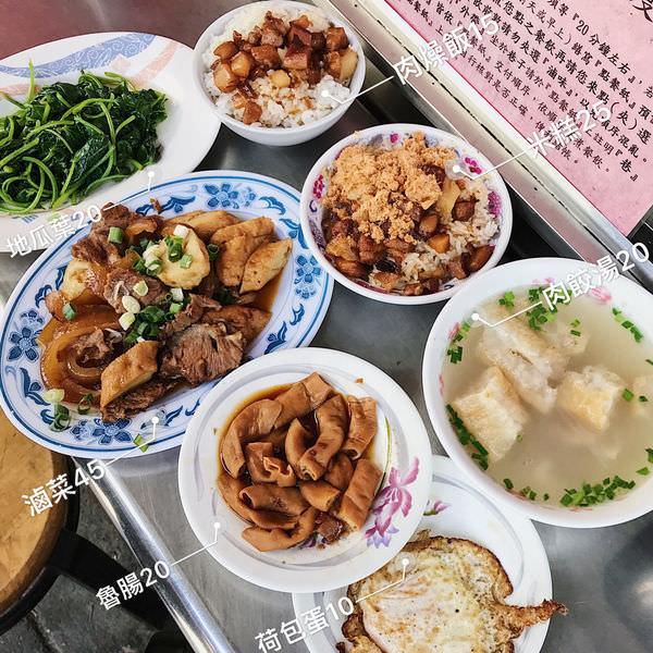(台南)無名米糕 炮店米糕
