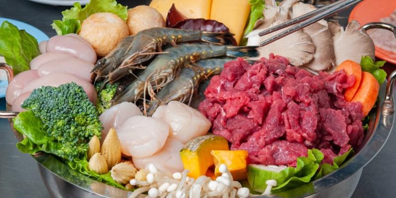 (台南美食/北區)【小董牛肉湯.爐】像座小山的現切溫體牛肉,讓你大口吃肉不傷荷包!cp值超高!