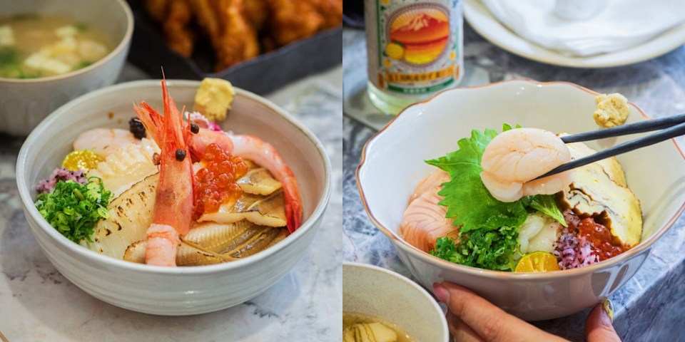台南美食【金禾Kim Ho】日式料理專賣!前【十平】主廚板前料理頂級海味!讓人吃一口就戀愛了!