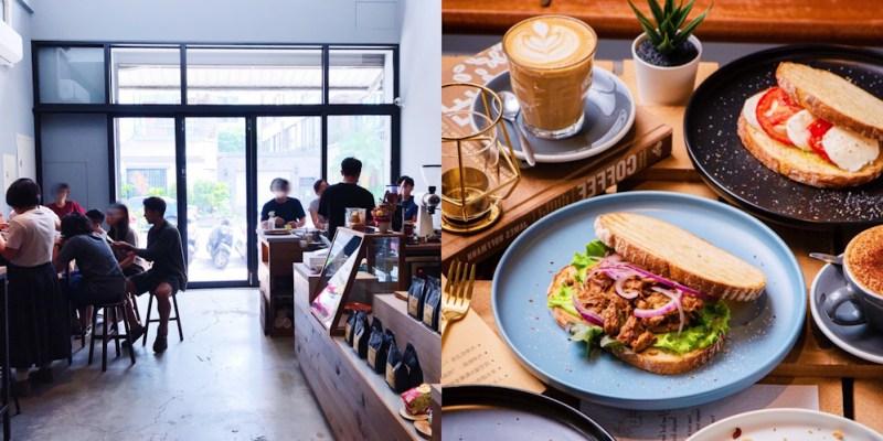 咖啡控必喝 !【MR PICKY Roasters】是咖啡館也是烘豆廠,不只提供自家烘焙咖啡,歐式三明治系列也不能錯過!台南必訪咖啡廳。