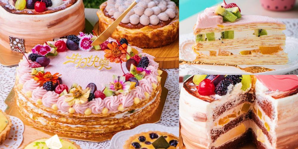 台南母親節蛋糕推薦【果蒲手作烘焙】早鳥預購享優惠 ! 布丁蛋糕、水果千層、法式塔,絕對擄獲媽媽的心~