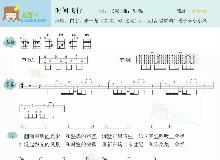 《小星星》汪蘇瀧 尤克里里彈唱曲譜 一起Ukulele尤克里里