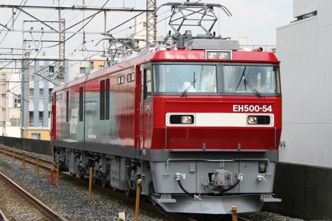 【JR貨】EH500-54武蔵野線試運転