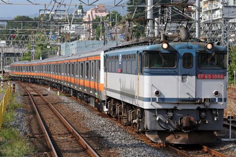 【JR東】E233系T29編成甲種輸送