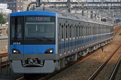 【小田急】4000形4054F営業運転開始