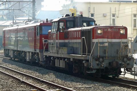 【JR貨】EH500-59甲種輸送