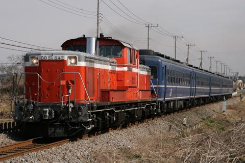 【JR東】八高線DD51ハンドル訓練