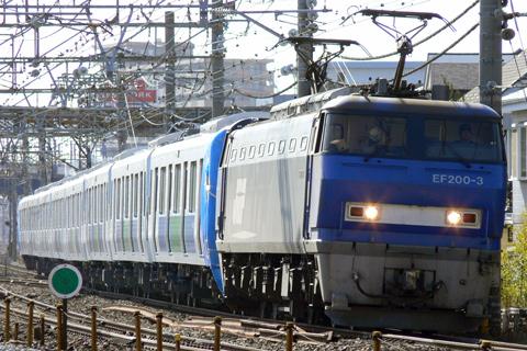 【西武】30000系38102F甲種輸送