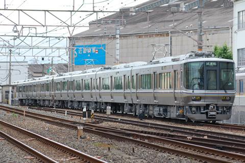 【JR西】223系2000番台近畿車輛出場