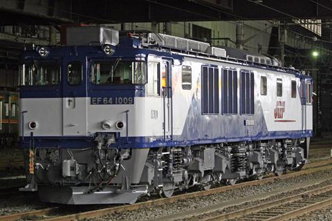 【JR貨】EF64-1009大宮車両所出場