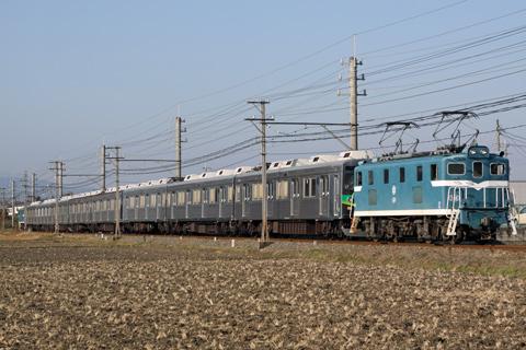 【秩鉄】7000系7001F甲種輸送
