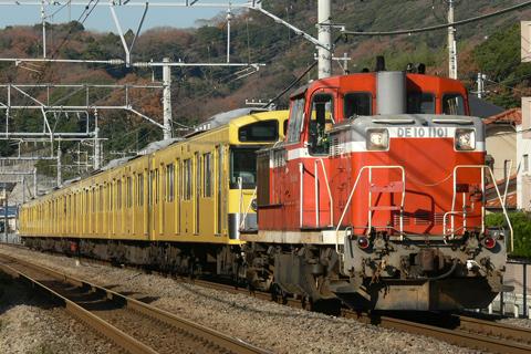 【西武】2000系2093F更新甲種