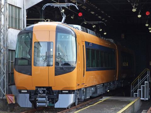 【近鉄】新型特急車両22600系搬入