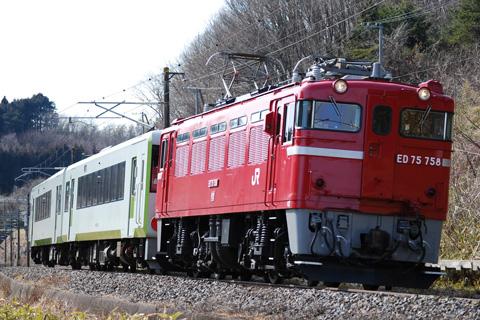 【JR東】キハ111/112-205KY入場配給