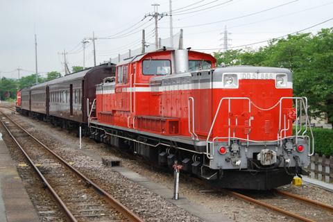 【JR東】DD51八高線乗務員訓練