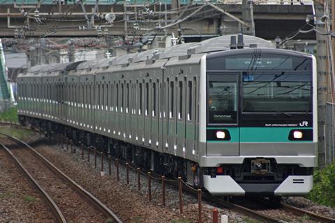 【JR東】E233系K1編成試運転