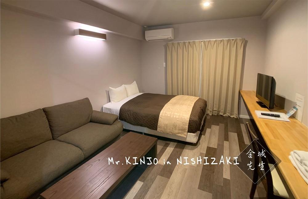 【沖繩】金城先生公寓式酒店(西崎)Mr.KINJO in NISHIZAKI,距離各大景點超近的平價優質選