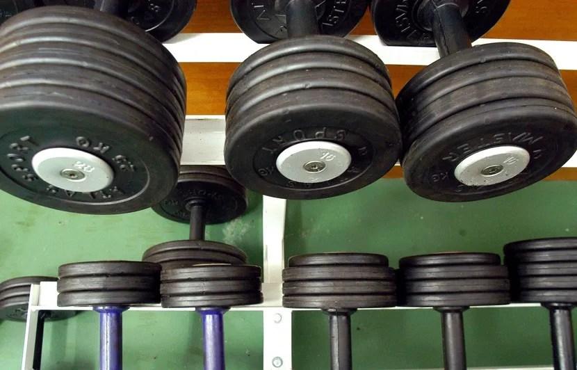 la fermeture des salles de fitness